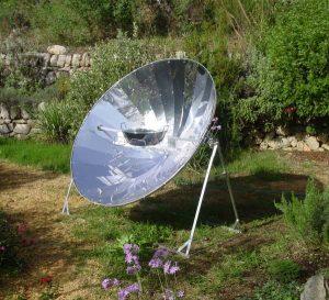 III Encontro de Cociña Solar. <em>Montaxe das cociñas solares e preparación colectiva da comida</em> @ Centro de interpretación Terras do Miño | Lugo | Galicia | España