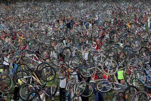 Charla <em>A masa crítica, promovendo a bicicleta como medio de transporte sostible</em> @ Centro de interpretación Terras do Miño | Lugo | Galicia | España
